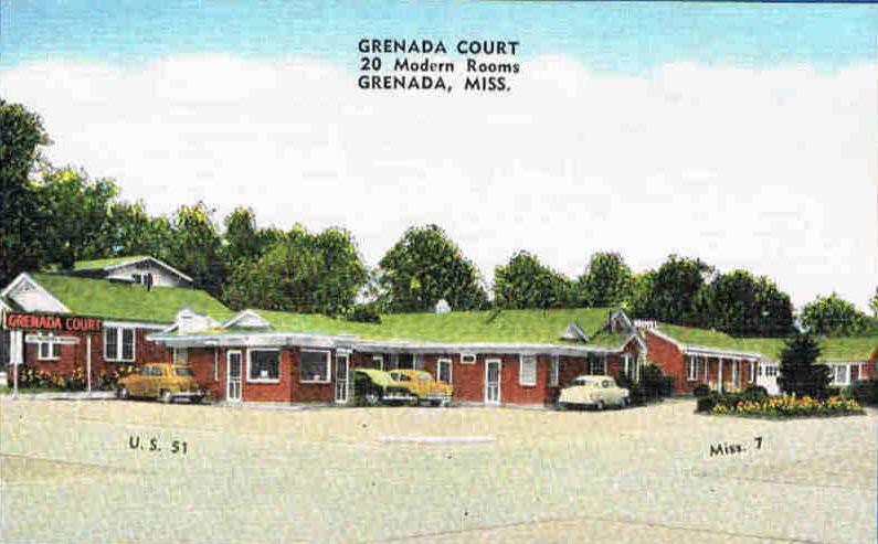 Grenada Court