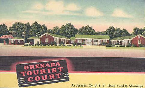 Grenada Tourist Court